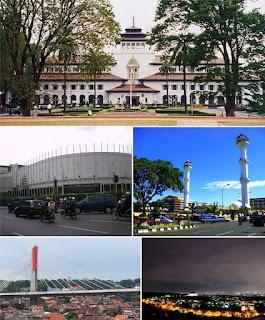 kebanggaan kota Bandung