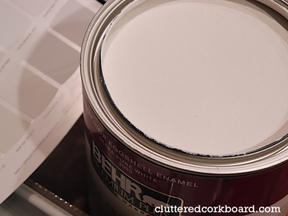 Painting my Kitchen Project and a look at where it started