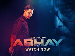 Abhay Web Series Season 1 480p 720p HD Download