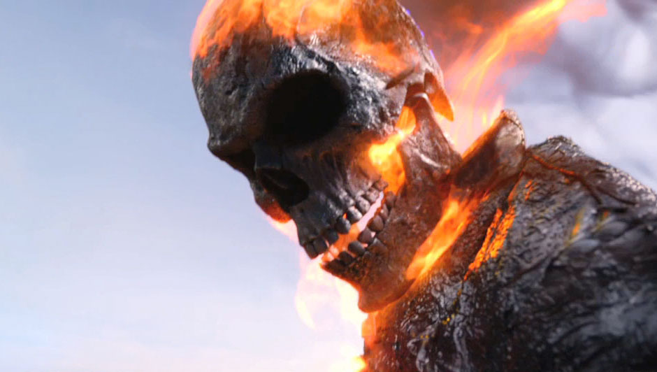Eternal Sunshine Of The Logical Mind: Ghost Rider: No ...