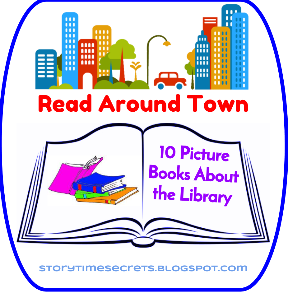 story time secrets read around town the library