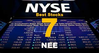 7 Best Stocks : NYSE:NEE NextEra Energy stock price forecast