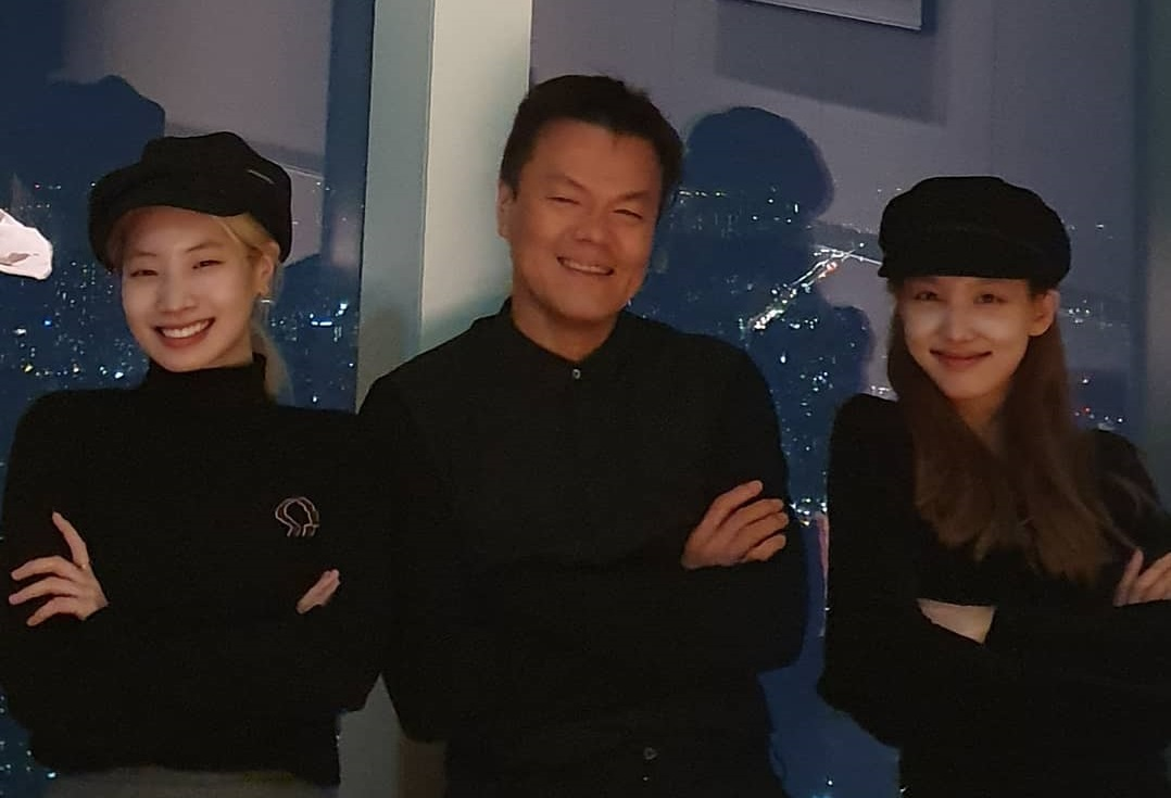 TWICE's Dahyun and Nayeon Will Present with Park Jin Young in 'Knowing Brother'