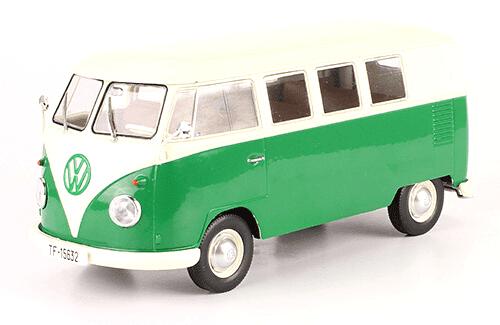 Volkswagen Combi T1 coches inolvidables salvat