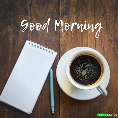 Good morning life status in English