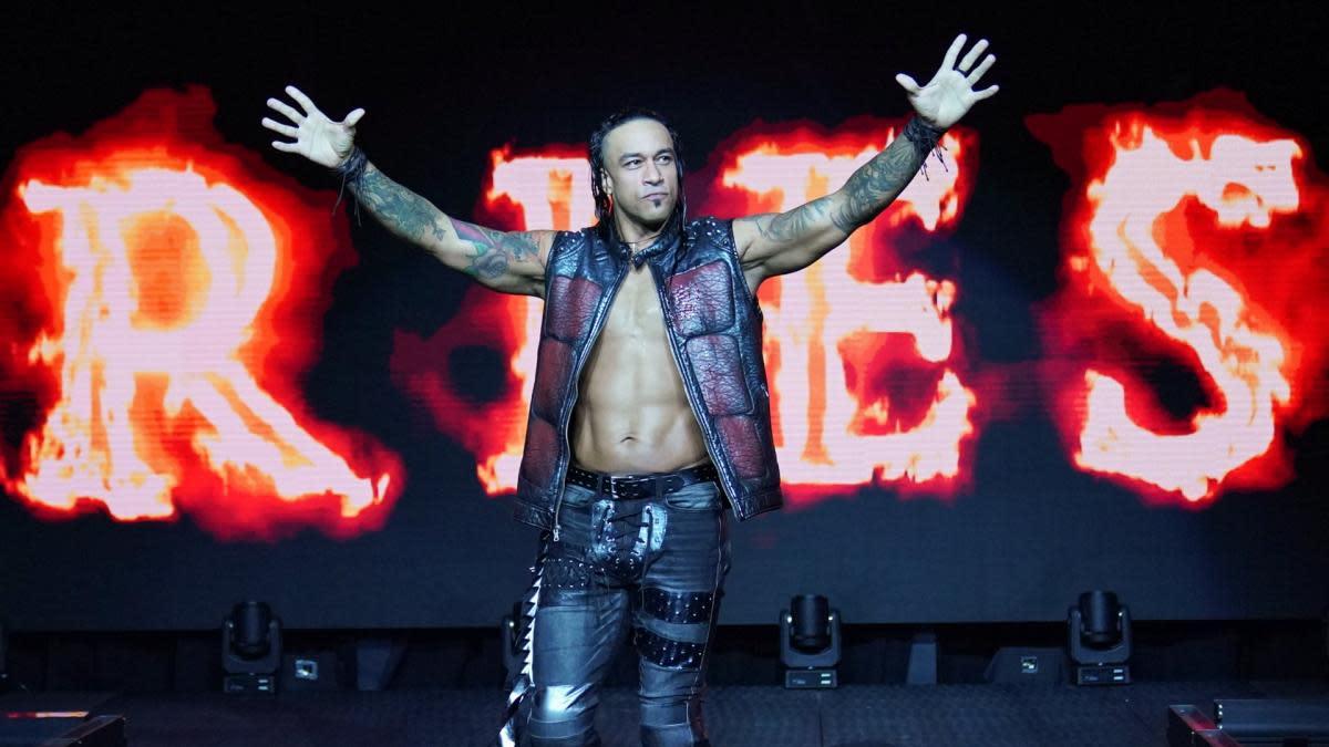 Damian Priest quase foi retirado da WrestleMania 37