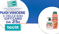 Logo Colgate Palmolive ''Save the Water 2019'' vinci 600 Gift Card Tigotà da 25€