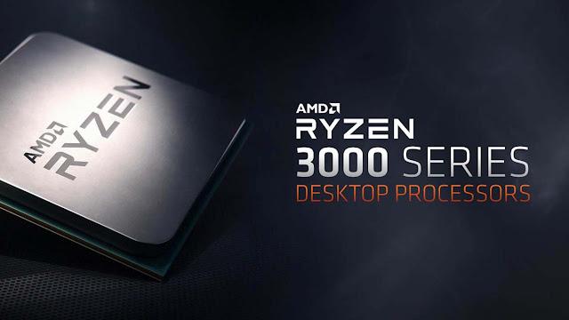 AMD lanzó nuevos cpu Ryzen 3000, gráficas y placas base.