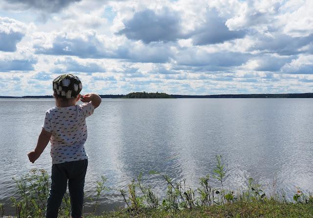 vaasa, postikortti vaasasta, matkaillu suomessa, mita tehda vaasassa, raatalinsaari, meri