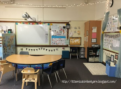 Special Education Classroom Setup
