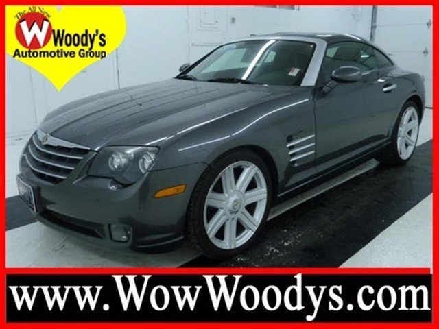 2004 chrysler crossfire for sale kansas city used cars used cars greater kansas city area. Black Bedroom Furniture Sets. Home Design Ideas