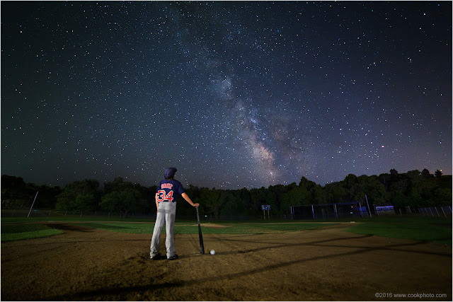 Cape Cod wedding blog photo from Chris Cook Photography about Field of Dreams
