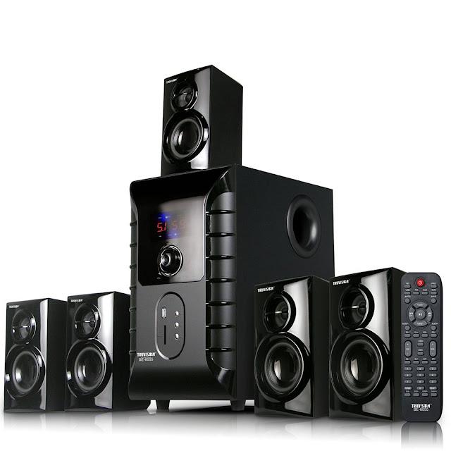 Truvison SE-6055BT 5.1 Multimedia Speaker System