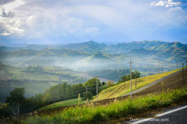 Emilia Romagna, Dom z Kamienia blog