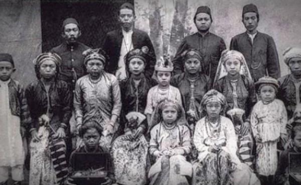 Potret Warga Aceh tempo dulu