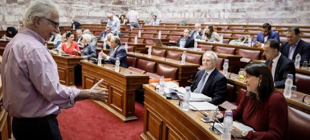 Παρέμβαση Ανδριανού για τις μεθοδεύσεις στην συγκρότηση αμειβόμενης επιτροπής  της δράσης «Μια νέα αρχή στα ΕΠΑΛ»