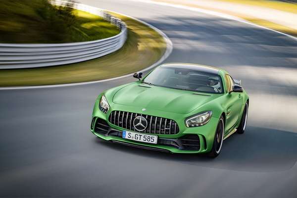 The Best Cars MercedesBenz Introduced The Worlds Fastest Sports - Fastest sports car