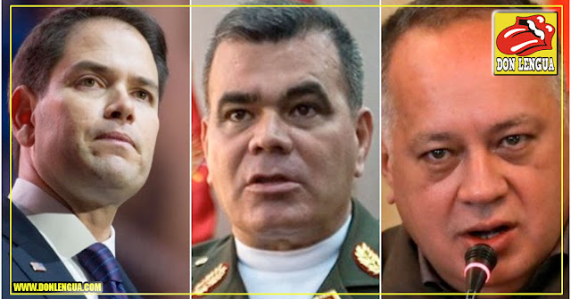 Marco Rubio reveló que Diosdado y Padrino tienen un plan para sacar a Maduro