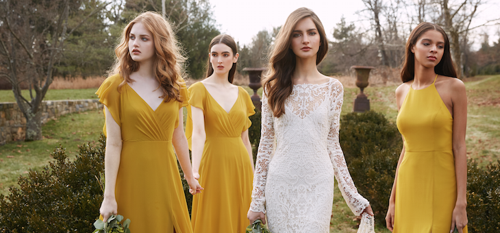 19ee8591077 The Jenny Yoo Dress Styles Your Bridesmaids Will Swoon For