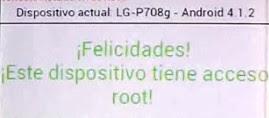 comprobar permisos root lg