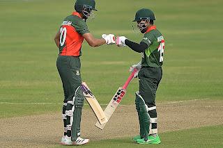 Bangladesh vs Sri Lanka 1st ODI 2021 Highlights