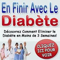 Comment eliminer définitivement le diabète