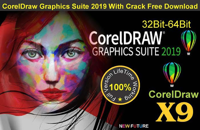 CorelDraw Graphics Suite 2019 Free Download Full Version with Crack