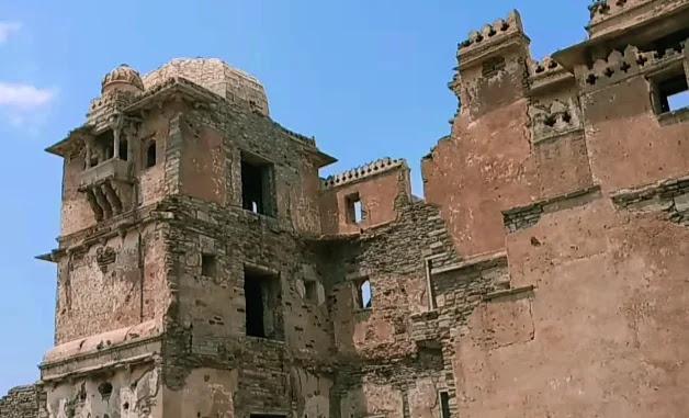 kumbha palace rajasthan built by Rana Kumbha