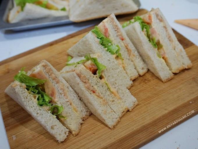 Cara Buat Sandwich Untuk Jualan