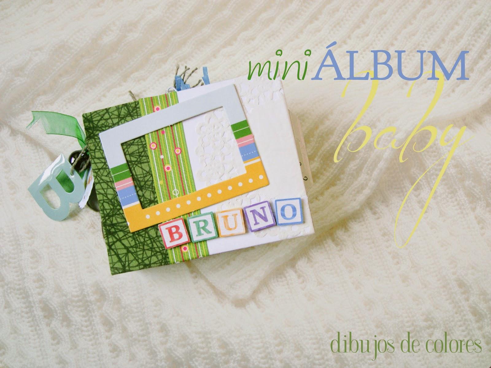 Mini Album Baby