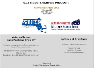 9/11 Service Tribute Project