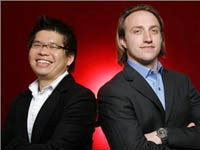 Chad Hurley dan Steve Chen - YouTube