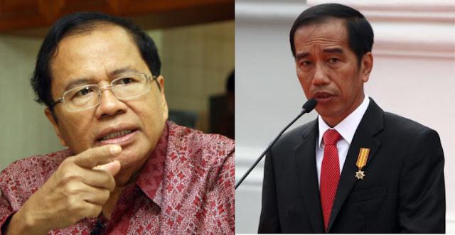 Jokowi Klaim Soal MRT, Rizal Ramli: <i>Over Claim</i> Ciri Pemikiran Kerdil