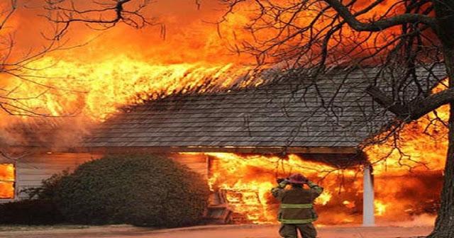 Τι πρέπει και τι δεν πρέπει να κάνετε αν η φωτιά πλησιάζει στο σπίτι σας (Σωζει ζωές Κοινοποιήστε)