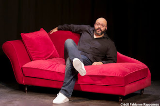 Spectacle : Frédérick Sigrist - Tout le monde croit que je suis un mec bien - Le Funambule Montmartre