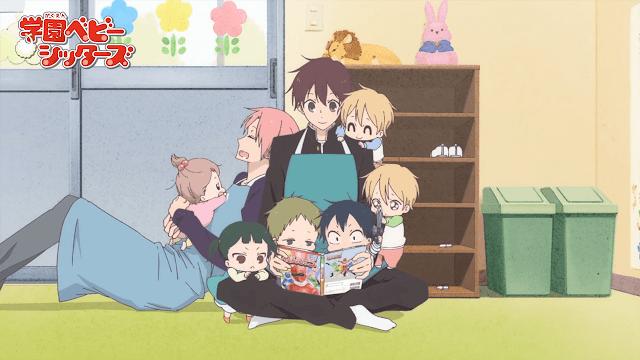 Gakuen Babysitters - Episodio 6 y 7