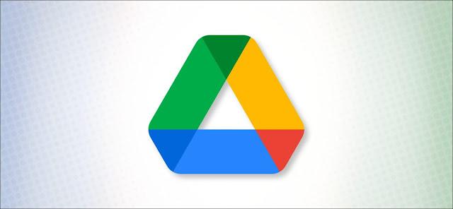 شعار Google Drive