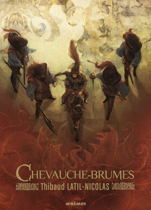 De Livres En Livres Chevauche Brumes De Thibaud Latil Nicolas