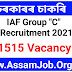 IAF Recruitment 2021 – 1515 Group C Civilian Vacancy