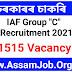 IAF Recruitment 2021 – 1515 Group C Civilian Vacancy