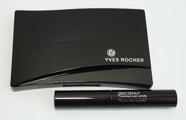 Yves Rocher - Kompaktpuder & Korrektur-Stift (Zéro Défaut von Couleurs Nature)