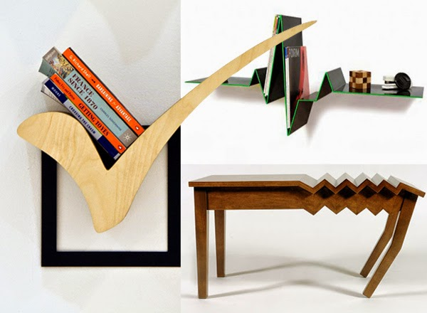 65 Creative Furniture Ideas | Spicytec