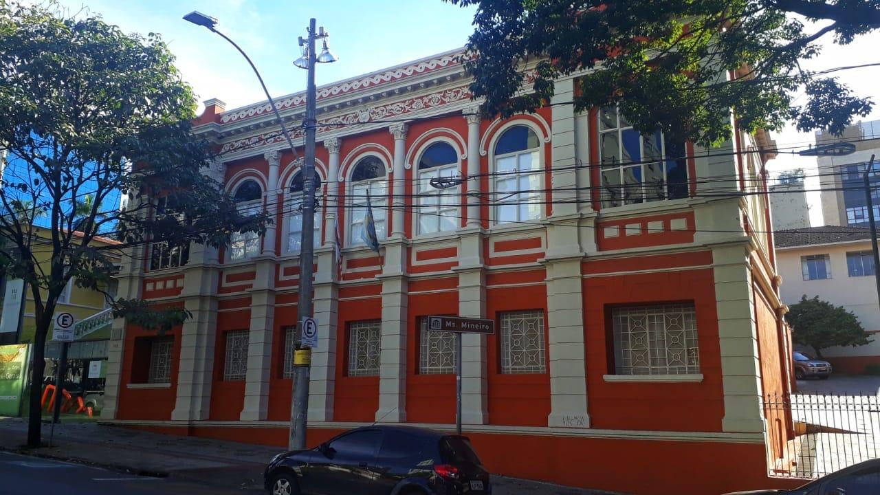Museu Mineiro em Belo Horizonte