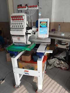 mesin,bordir,komputer,cny