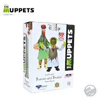 San Diego 2021 Diamond Select Muppets Bunsen & Beaker Lab Accident Deluxe Action Figure Set 01