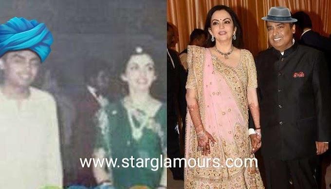 Nita Ambani And Mukesh Ambani Love Story