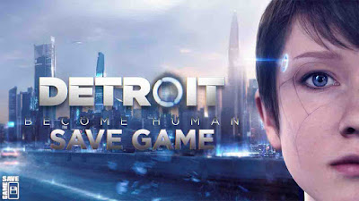 detroit become human pc save game 100