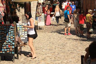 Old city of Mostar in Bosnia Herzegovina