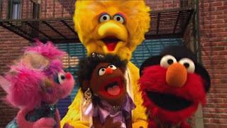 Segi, Elmo, Big Bird and Abby Cadabby sing Snazzy Shuffle. Sesame Street The Best of Elmo 3